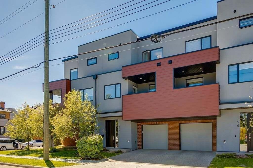 Townhouse for sale at 1525 25 Av SW Bankview, Calgary Alberta - MLS: C4301618