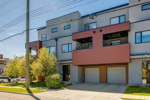 Townhouse for sale at 1525 25 Ave Southwest Calgary Alberta - MLS: C4301618