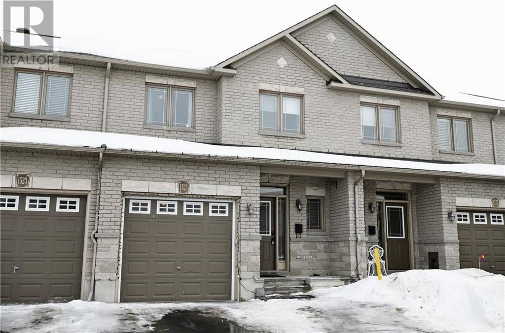 Townhouse for sale at 1525 Carronbridge Circ Ottawa Ontario - MLS: 1183947
