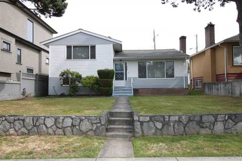 House for sale at 1525 55th Ave E Vancouver British Columbia - MLS: R2387342
