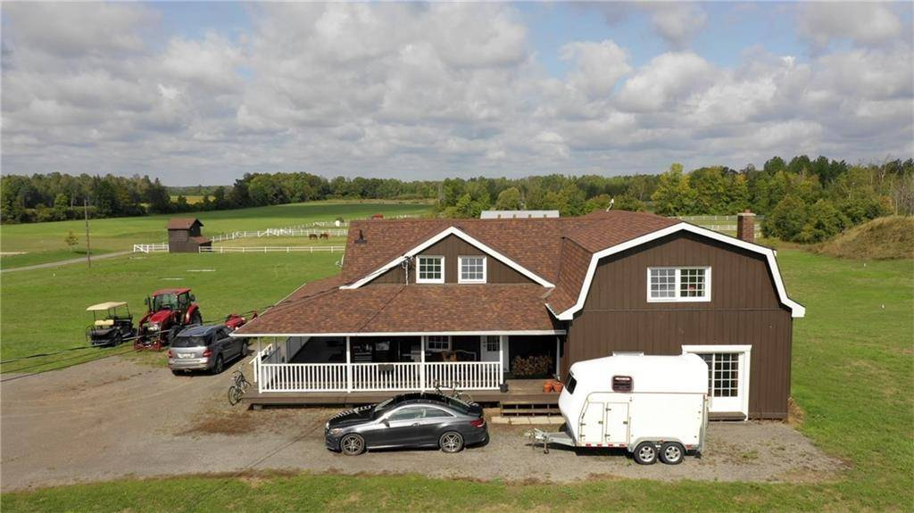 House for sale at 1525 East Rd Oxford Mills Ontario - MLS: 1167023