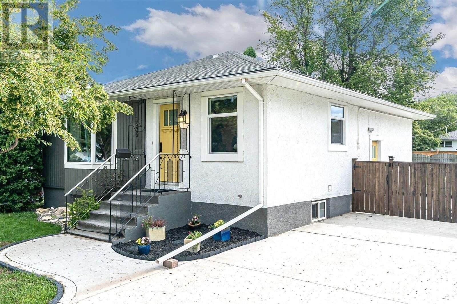 House for sale at 1525 Ewart Ave Saskatoon Saskatchewan - MLS: SK817258
