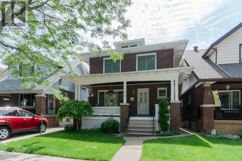 House for sale at 1525 York  Windsor Ontario - MLS: 19020037