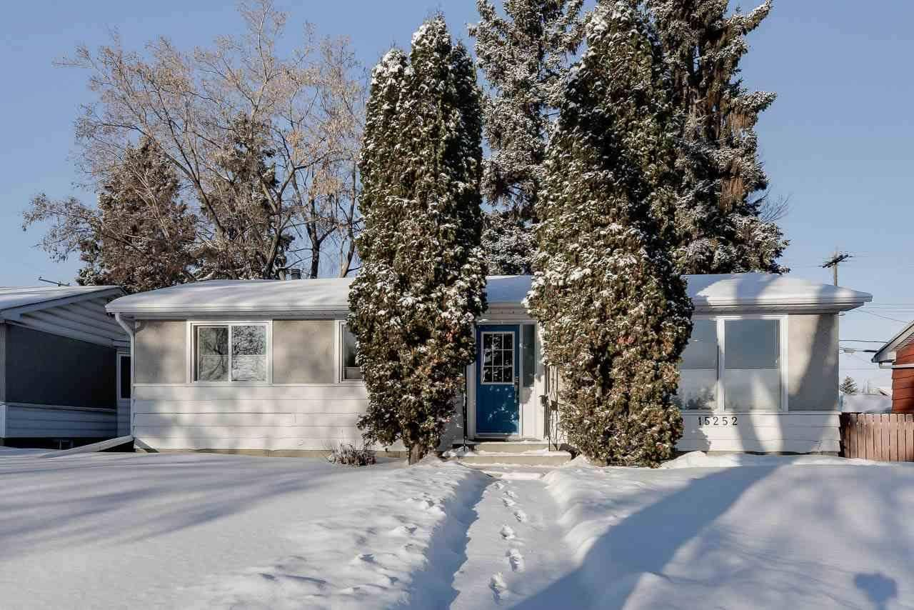 House for sale at 15252 84 Ave Nw Edmonton Alberta - MLS: E4183890