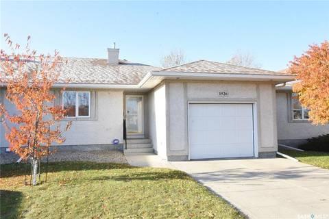 Townhouse for sale at 1526 Dewdney By Regina Saskatchewan - MLS: SK789387