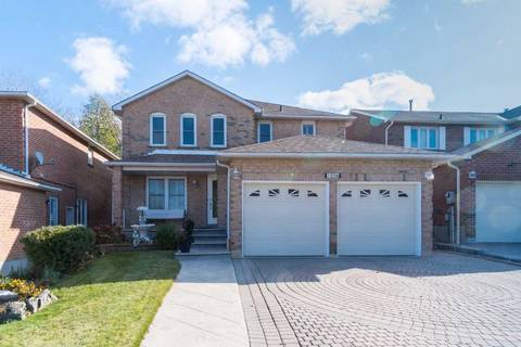 House for sale at 1526 Sir Monty's Dr Mississauga Ontario - MLS: W4673363