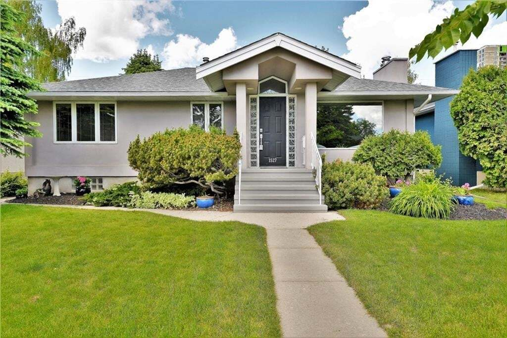 House for sale at 1527 21a St NW Hounsfield Heights/briar Hill, Calgary Alberta - MLS: C4280198