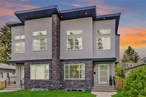 Townhouse for sale at 1527 33 Ave Southwest Calgary Alberta - MLS: C4288772