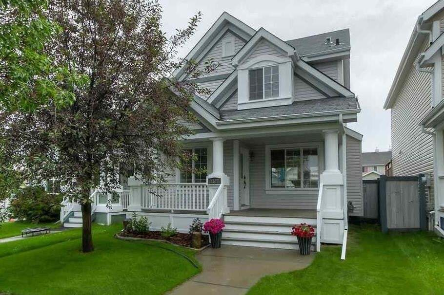 House for sale at 1527 76 St SW Edmonton Alberta - MLS: E4204445