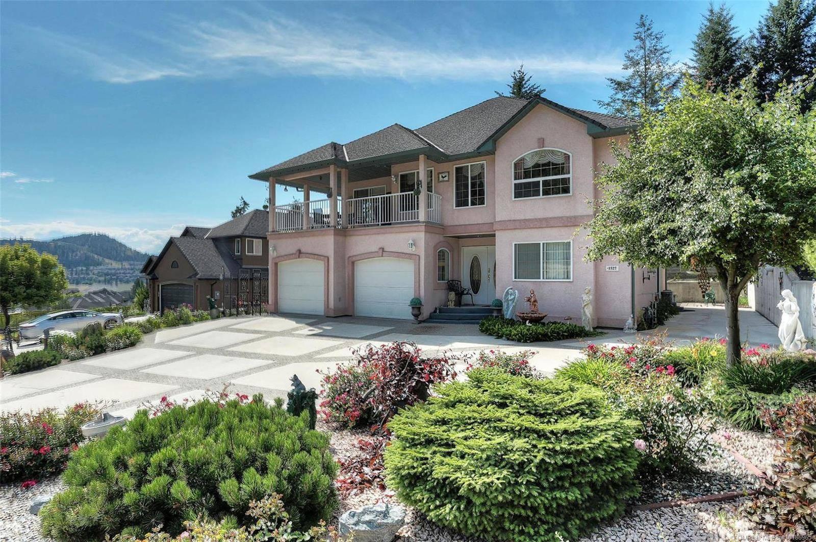 House for sale at 1527 Cara Glen Wy Kelowna British Columbia - MLS: 10186965