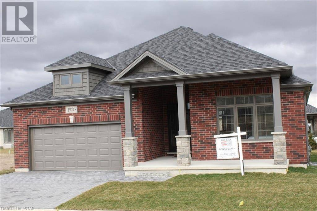 House for sale at 1527 Moe Norman Pl London Ontario - MLS: 231915