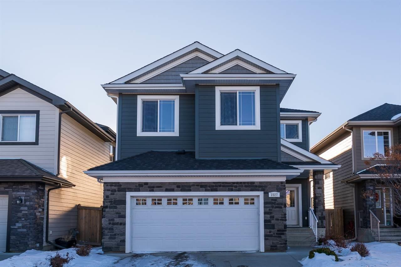 House for sale at 1527 Wates Pl SW Edmonton Alberta - MLS: E4225445