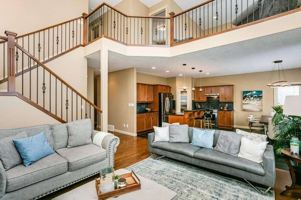 House for sale at 1528 Malone Cs Nw Edmonton Alberta - MLS: E4191515