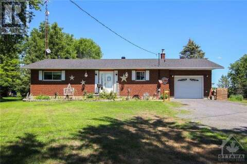 House for sale at 1529 County Rd 31 Rd Winchester Ontario - MLS: 1204740