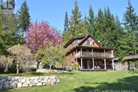 House for sale at 1529 Savannah Rd Cortes Island British Columbia - MLS: 454762