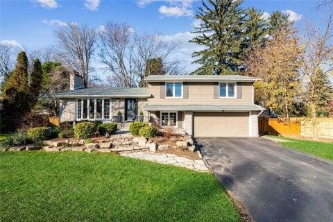 House for sale at 1529 Venetia Dr Oakville Ontario - MLS: W5053078