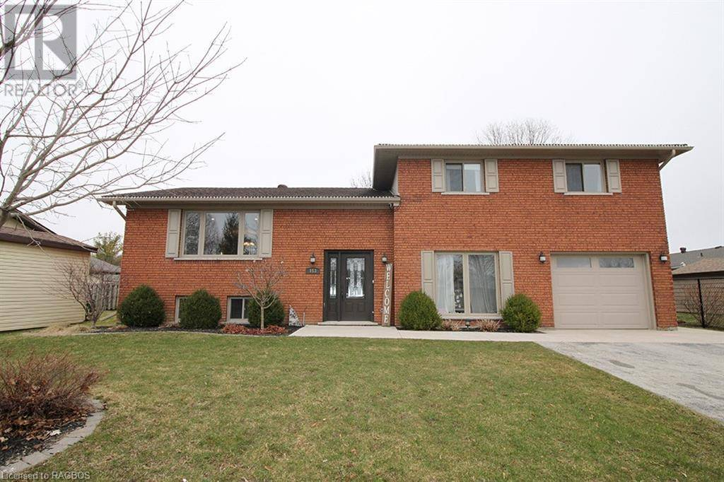 House for sale at 153 13th Avenue A Ave Hanover Ontario - MLS: 254008