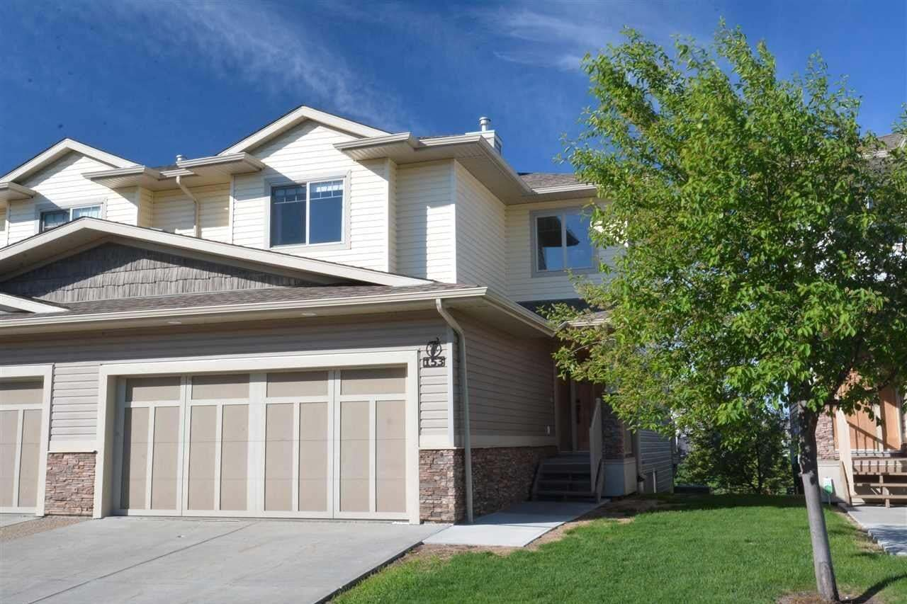 Townhouse for sale at 5420 Grant Macewan Bv Unit 153 Leduc Alberta - MLS: E4194369