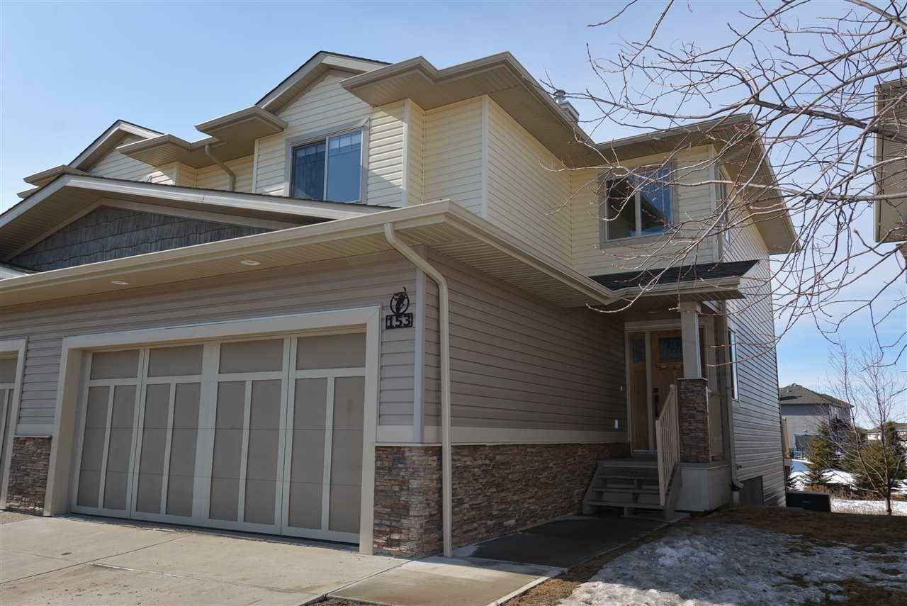 Townhouse for sale at 5420 Grant Macewan Blvd Unit 153 Leduc Alberta - MLS: E4194369