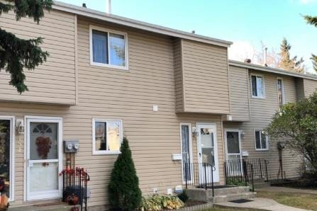 Townhouse for sale at 87 Brookwood Dr Unit 153 Spruce Grove Alberta - MLS: E4218052
