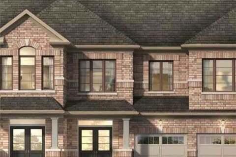 Townhouse for sale at 153 Adventura Rd Brampton Ontario - MLS: W4952318