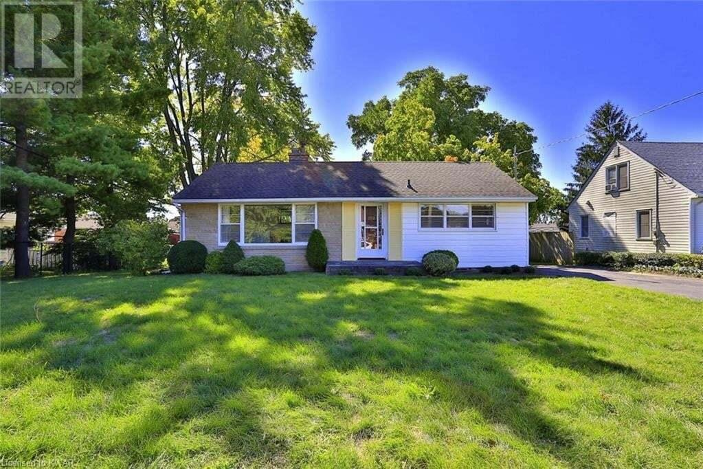 House for sale at 153 Ballantyne Ave Cambridge Ontario - MLS: 40023014