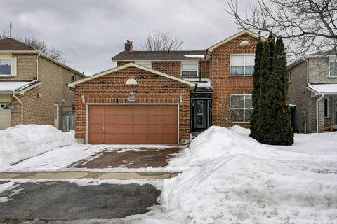 House for sale at 153 Calverley Tr Toronto Ontario - MLS: E4411972