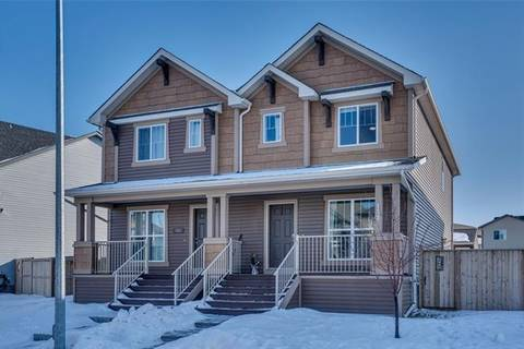 Townhouse for sale at 153 Cranford Wy Southeast Calgary Alberta - MLS: C4287788