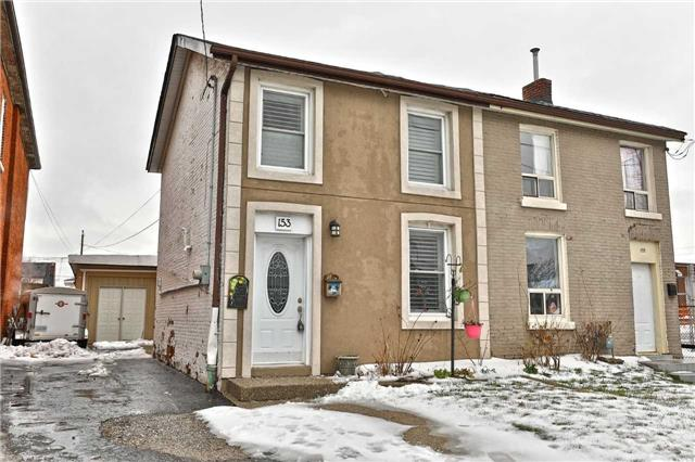 For Sale: 153 Elgin Street, Hamilton, ON | 2 Bed, 2 Bath Townhouse for $299,900. See 20 photos!