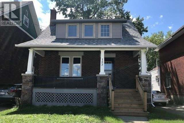 House for sale at 153 First Ave W North Bay Ontario - MLS: 277002