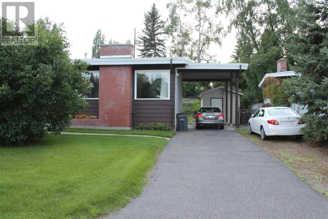 House for sale at 153 Gillett St Prince George British Columbia - MLS: R2394658