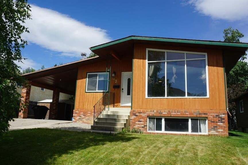 House for sale at 153 Hansen Dr Hinton Alberta - MLS: A1006811