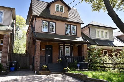 House for sale at 153 Hillsdale Ave Toronto Ontario - MLS: C4456712