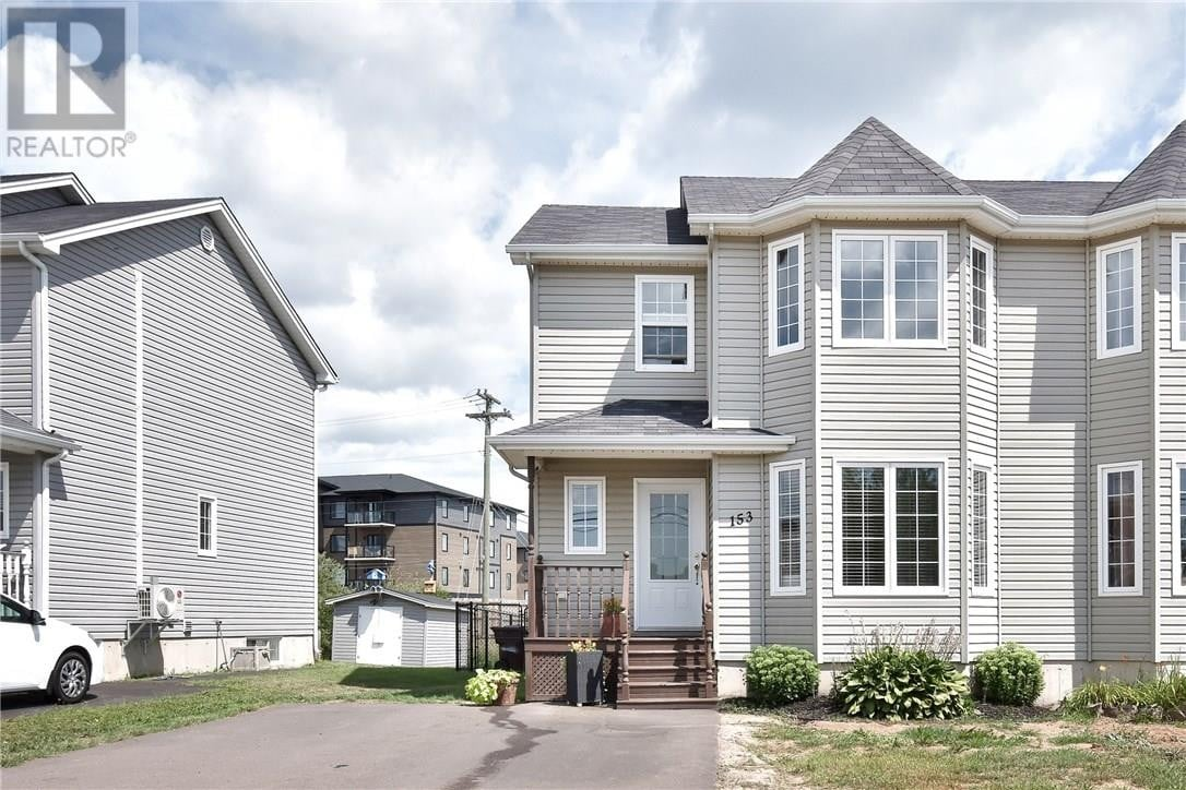 House for sale at 153 Ivy Rd Moncton New Brunswick - MLS: M130257