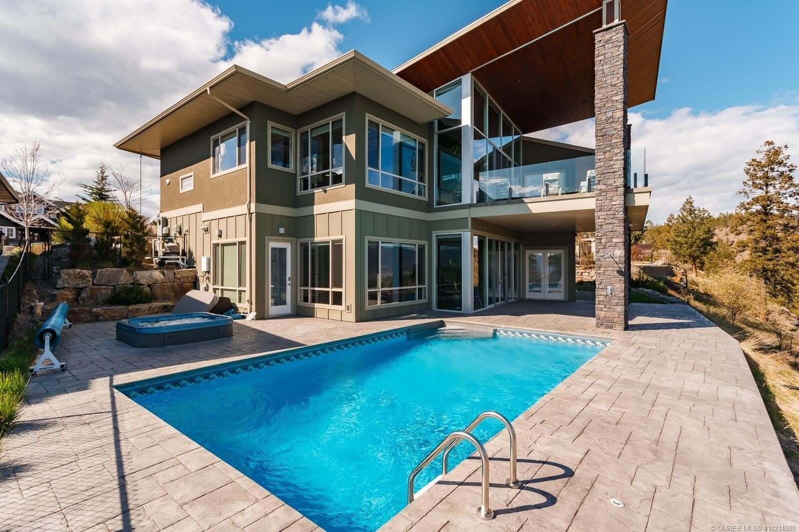 House for sale at 153 Ledge Rock Ct Kelowna British Columbia - MLS: 10214585