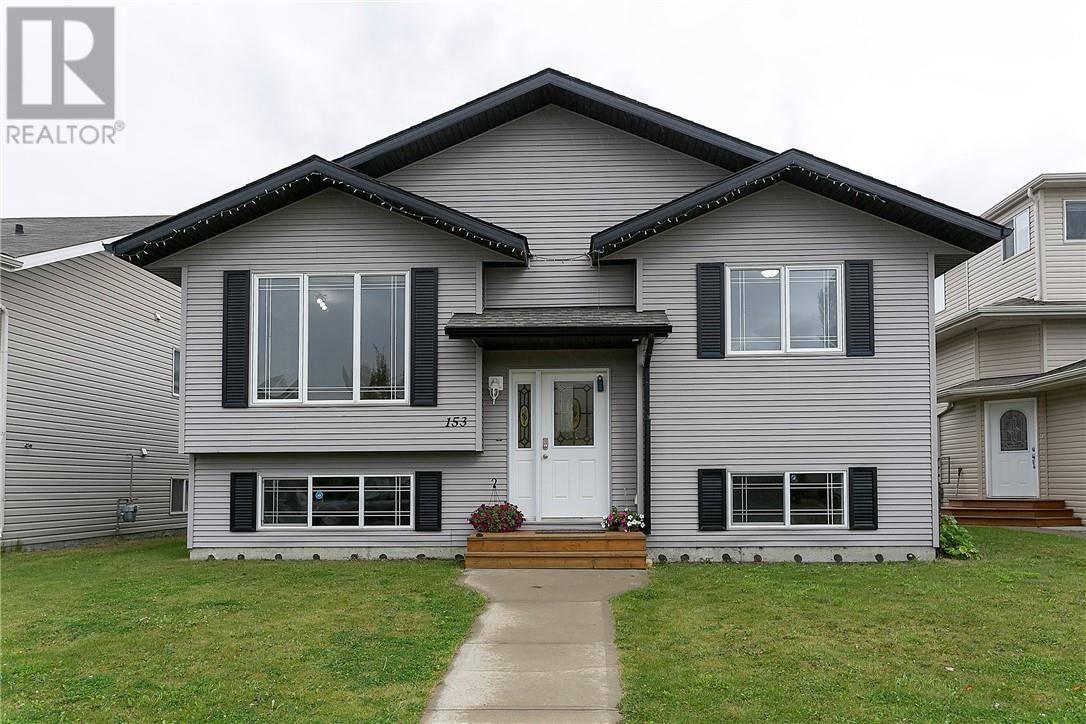 House for sale at 153 Lyons Cs Red Deer Alberta - MLS: ca0178290