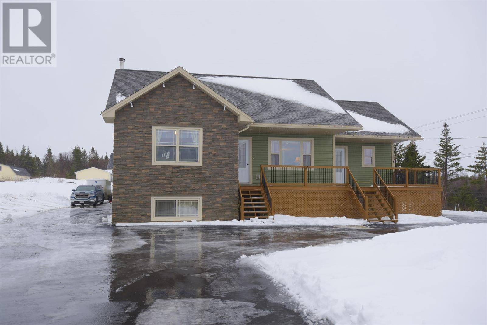 House for sale at 153 Main Rd Whitbourne Newfoundland - MLS: 1209855