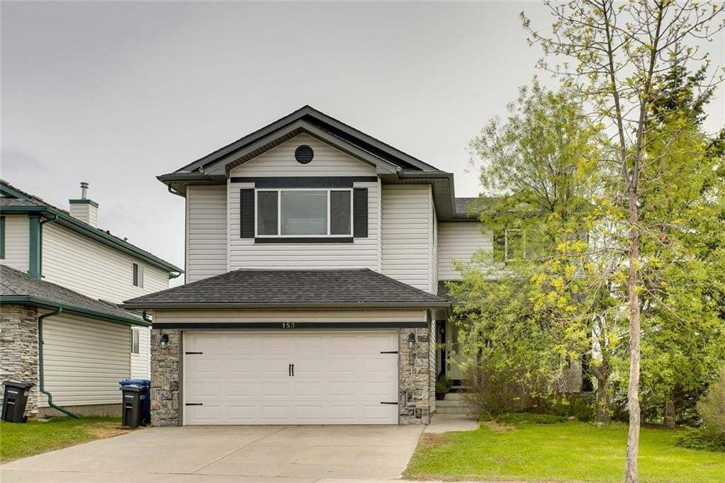 House for sale at 153 Milligan Dr Crystal Shores, Okotoks Alberta - MLS: C4299646