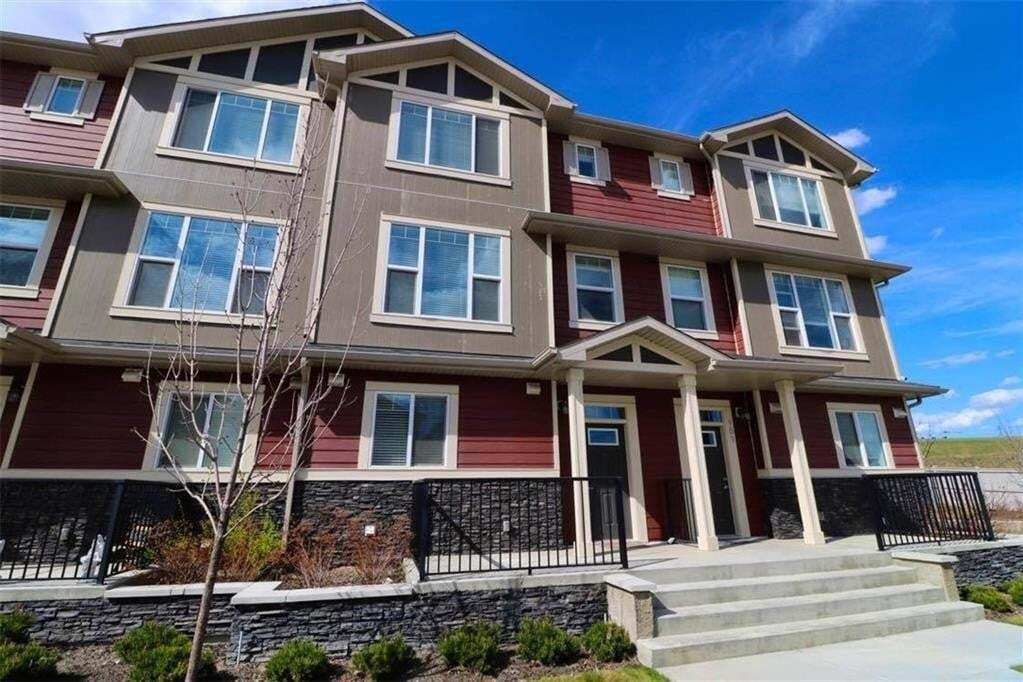 Townhouse for sale at 153 Panatella Sq NW Panorama Hills, Calgary Alberta - MLS: C4305575
