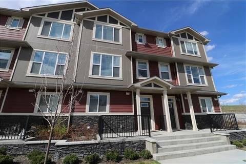 Townhouse for sale at 153 Panatella Sq Northwest Calgary Alberta - MLS: C4275603
