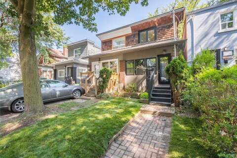 Townhouse for sale at 153 Rhodes Ave Toronto Ontario - MLS: E4930793