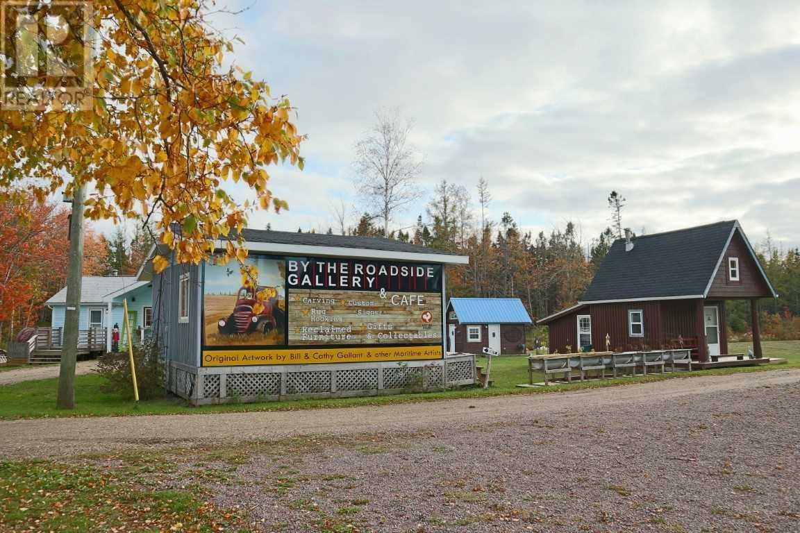 Commercial property for sale at 153 Richard Point Rd Augustine Cove Prince Edward Island - MLS: 201924448