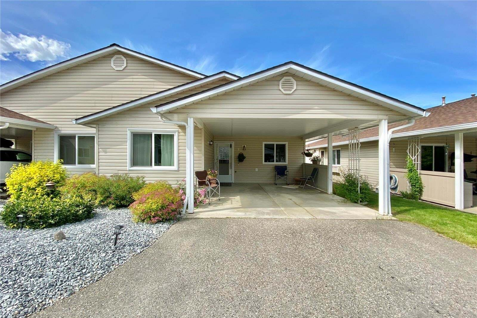 Townhouse for sale at 153 Salmon Arm Dr Enderby British Columbia - MLS: 10208055