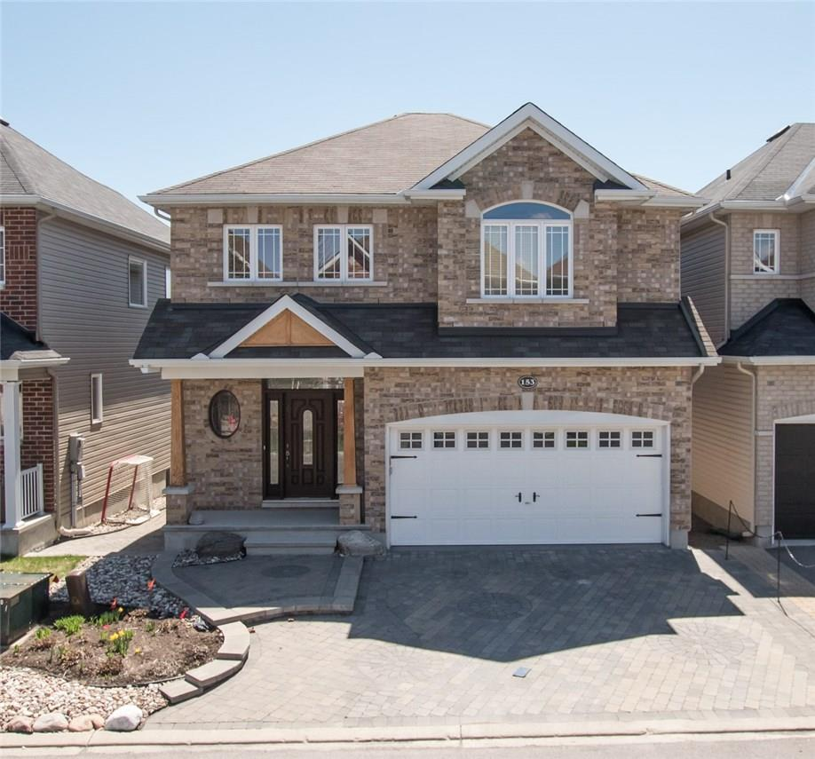 For Sale: 153 Saltspring Private, Ottawa, ON | 4 Bed, 4 Bath House for $585,000. See 30 photos!