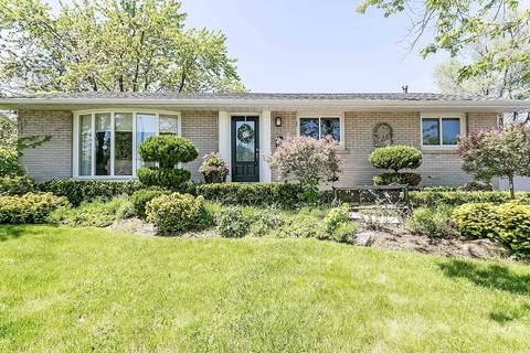 House for sale at 153 Sewell Dr Oakville Ontario - MLS: W4493227
