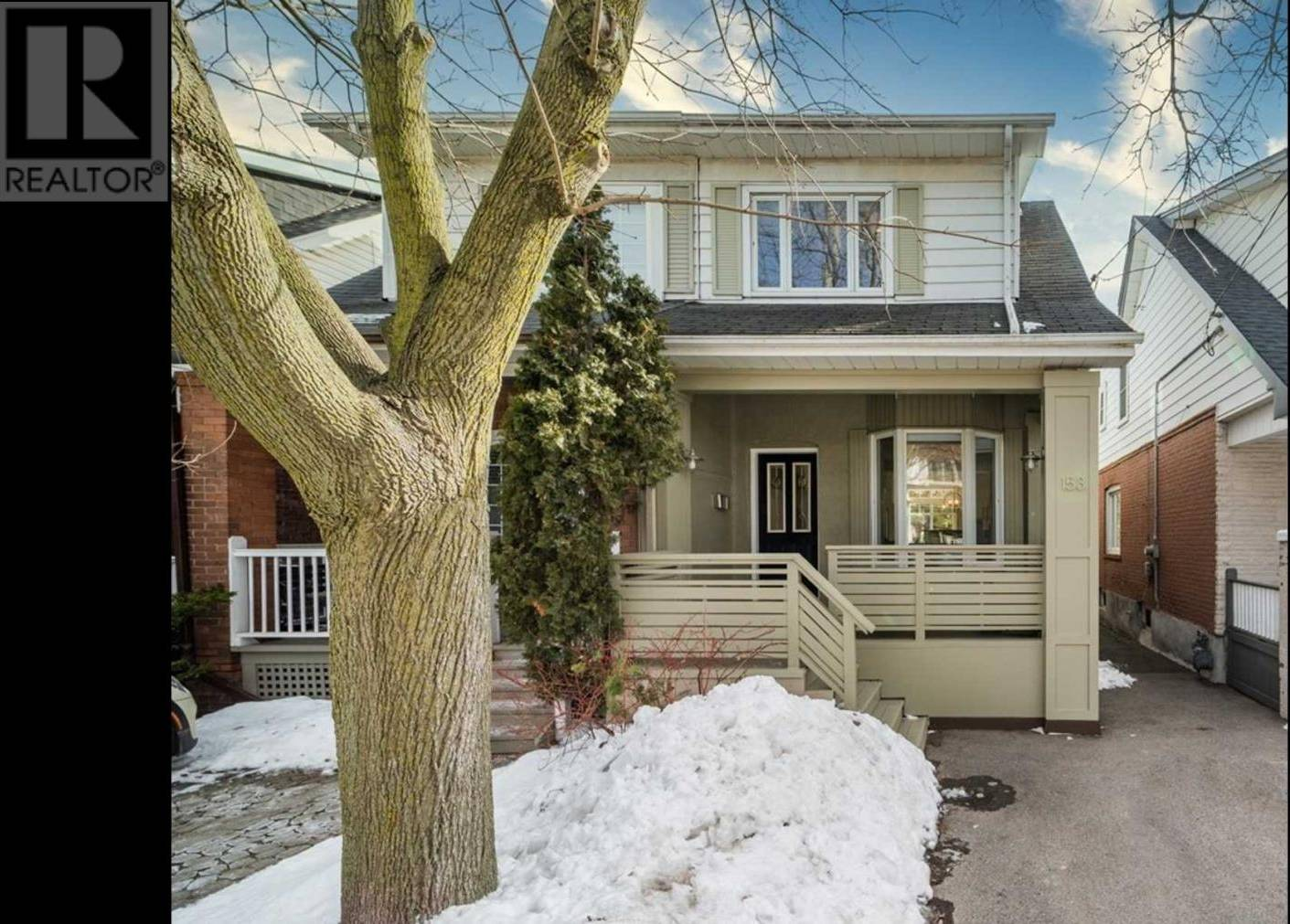 House for sale at 153 Swanwick Ave Toronto Ontario - MLS: E4701689