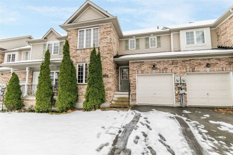 Townhouse for sale at 153 Thrushwood Dr Barrie Ontario - MLS: S5001112