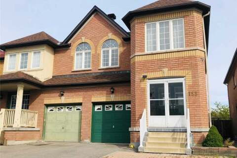 Townhouse for rent at 153 Viscount Dr Markham Ontario - MLS: N4956663