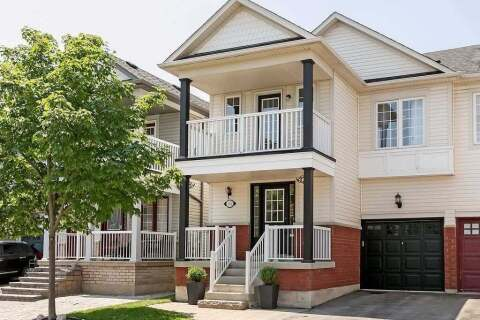 Townhouse for sale at 153 Waters Blvd Milton Ontario - MLS: W4822066