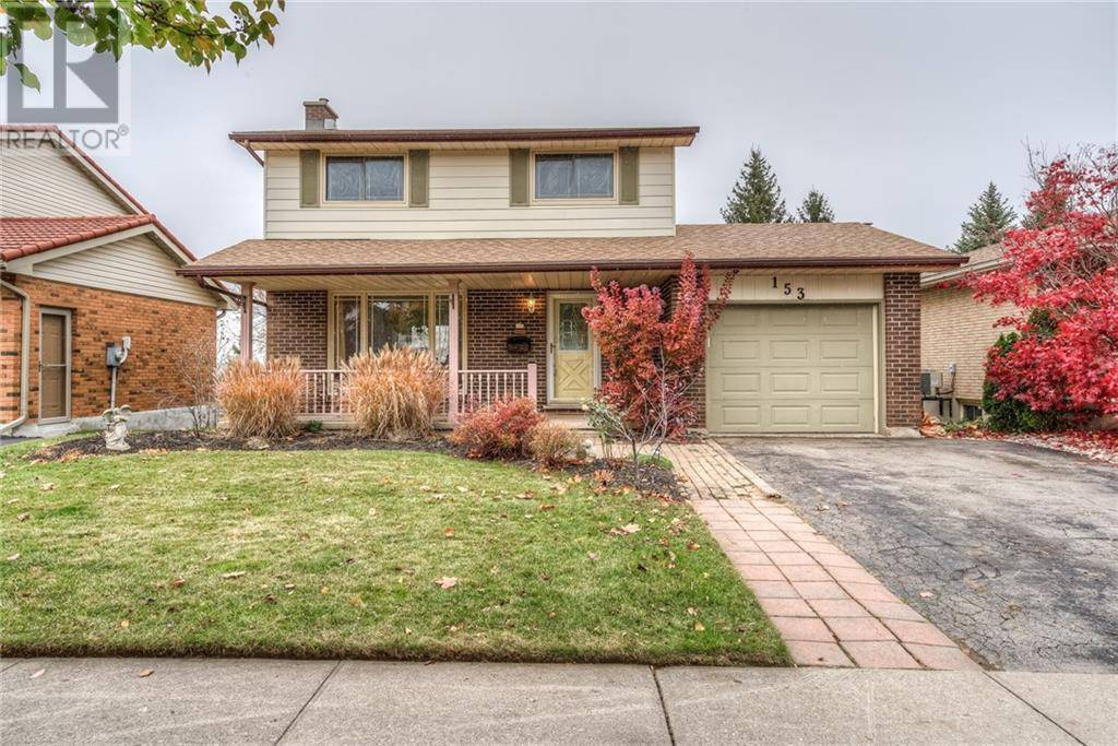 House for sale at 153 Westchester Dr Kitchener Ontario - MLS: 30776438